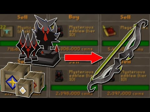 A  New Item was Released... I Just Made 1 Mil in Minutes! - Flipping 1gp to Twisted Bow #4 [OSRS]