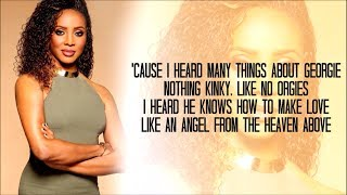 MC Lyte - Poor Georgie (Lyrics - Video)