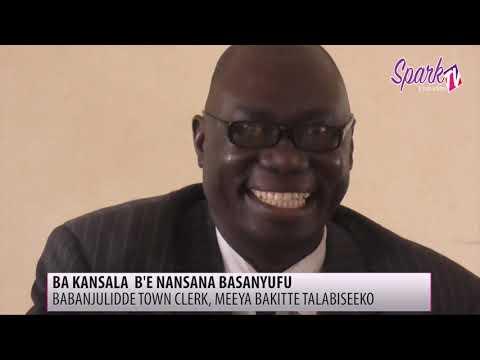 Munisipaali y'e Nansana efunye akulira abakozi omupya