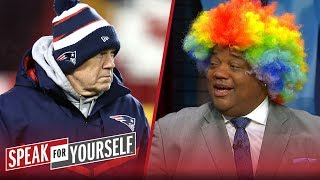 Jason Whitlock makes a case for Belichick being greater than Tom Brady | NFL | SPEAK FOR YOURSELF