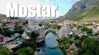 Bombardeo del puente de Móstar