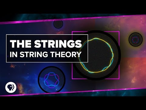 What are the Strings in String Theory?