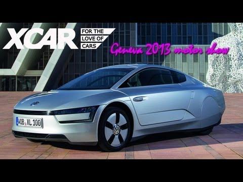 VW XL1, Geneva 2013 Motor Show - XCAR