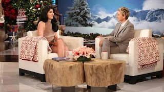 <b>Kylie Jenner</b> Talks Tyga And Caitlyn