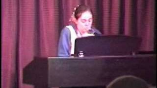 Deirdre performs Joni Mitchell's 'Rainy Night House' at the Maytan Music Center