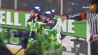 SweatX/ECHL Filthy Plays of the Week - March 12-18, 2018