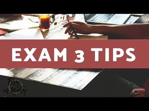 31. Course 3 Exams Tips - Humber Real Estate Program - YouTube