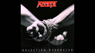 Accept - Bulletproof (Objection Overruled)