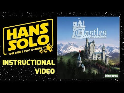 Hans Solo: Casltes of Mad King Ludwig