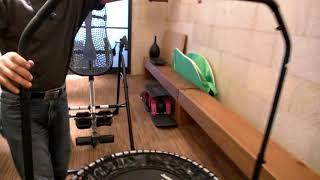 JumpSpor健身彈跳床 - 扶手安裝教學影片