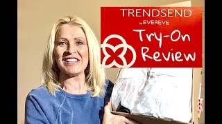 Trendsend by Evereve || Try-On Review January 2019