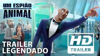 Um Espião Animal   Trailer Oficial 2   Legendado HD