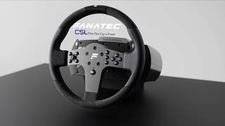 Fanatec CSL Elite Racing Wheel - Officially licensed for PS4