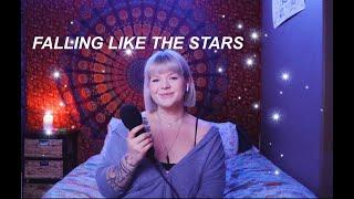 Falling Like The Stars   James Arthur (cover)