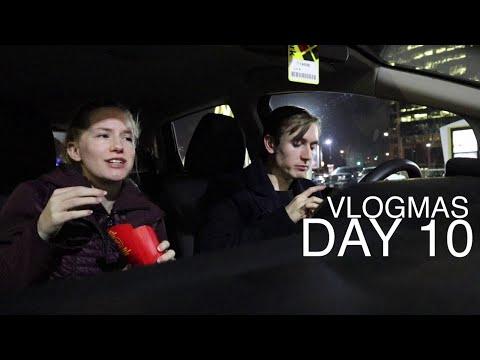 McDonald's Mukbang - VLOGMAS DAY 10