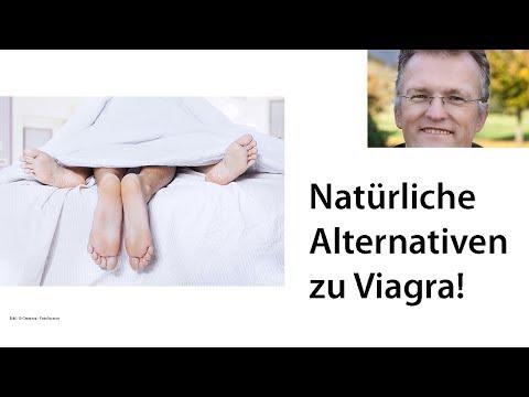 Natürliche Viagra Alternativen!