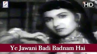 Ye Jawani Badi Badnam Hai - Asha Bhosle, Sudha Malhotra