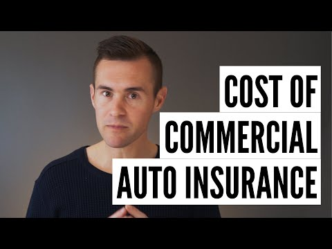 , title : 'How Much Does Commercial Auto Insurance Cost?