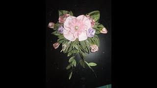 Handmade Ribbon Applique Tutorial - Part 1 - Jennings644