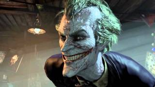 "Batman: Arkham City ""The Laughing Man"" Villains Trailer [Unofficial] [HD]"