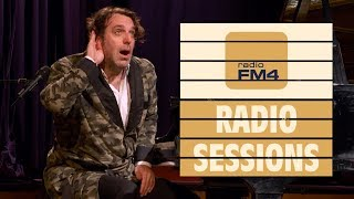 Chilly Gonzales || FM4 RADIO SESSION (full) 2018