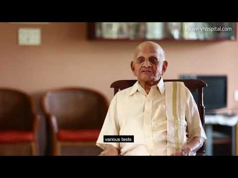 Our patient Mr S.N Pai who overcame hip fracture a...