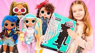 Кукла L. O. L. SURPRISE! серии O. M. G  S2 Miss Independent Fashion Doll with 20 Surprises ЛЕДИ-НЕЗАВИСИМОСТЬ (565130) от компании Сундук - видео 2