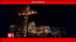 Papa Francisco - Vía Crucis 2019-04-19