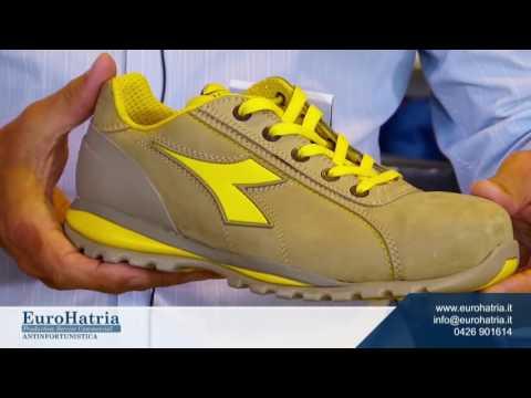Scarpe da lavoro Diadora Utility Glove: leggerezza e comfort!