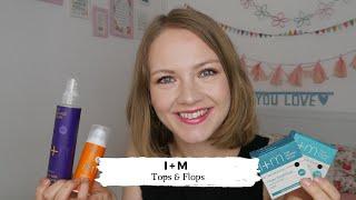 I+M Tops & Flops // Große Naturkosmetik-Review! // Gesicht, Haare, Körper // annanas beauty