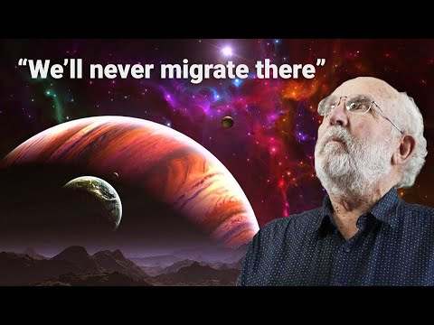 Nobel Winner Michel Mayor Says We'll Never Colonise Exoplanets. But Why?