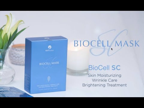 BioCell SC by NHT Global | K-Beauty product | anti-aging