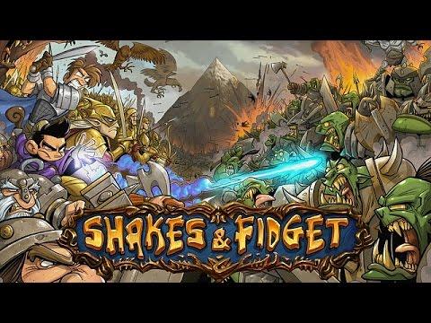 Shakes & fidget Hodinový pokec !! :D Special epik event !!!