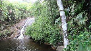 Sauzier Waterfall, Seychelles