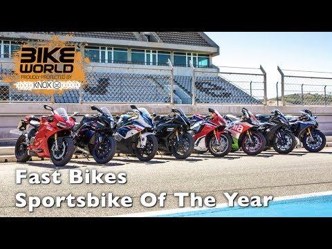 Bike World Sportsbike Shootout 2017: Fireblade SP, R1, RSV4, S1000RR, 1299S, ZX-10R, R6 & GSX-R1000R
