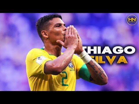 Thiago Silva - Defensive Skills - 2018/19 HD
