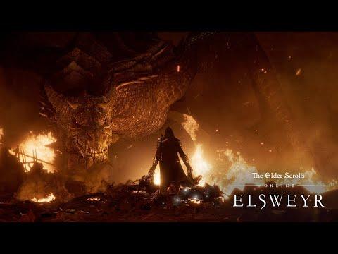 The Elder Scrolls Online: Elsweyr - Официальный видеоролик E3