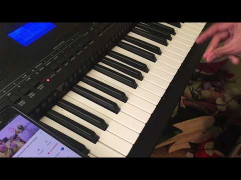 DE ELLOS APRENDI Cover Piano- Por John Velez ( David Ress).