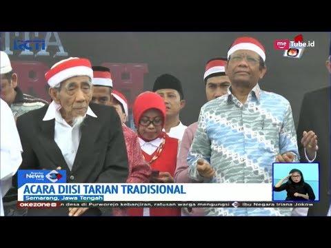 Mahfud MD Sebut Apel Kebangsaan di Semarang Tidak Ada Unsur Politik - SIS 18/03