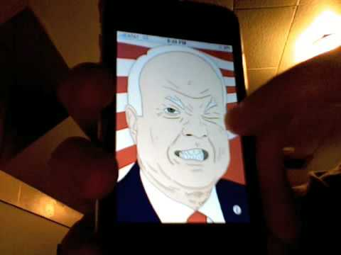 John McCain Finally Gets His Own iPhone App