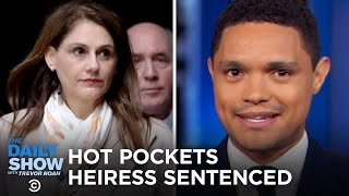 NASA Wants Astronauts, Hot Pockets Heiress Sentenced & Scotland Gets Free Tampons | The Daily Show