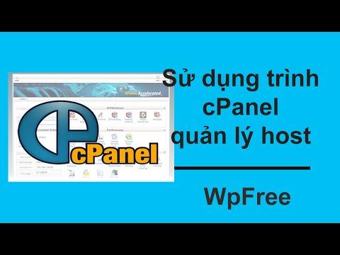 Quản trị hosting cPanel của Stablehost | Làm Web Dễ Ợt