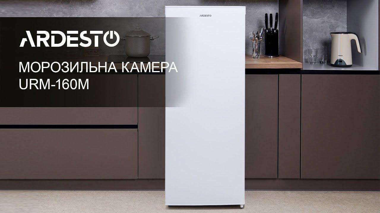 Морозильная камера Ardesto URM-160M video preview