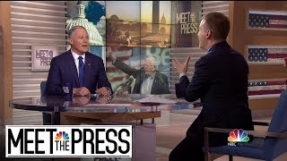 Full Inslee: 'People Are Coming To Realize The Urgency' Of Climate Change | Meet The Press