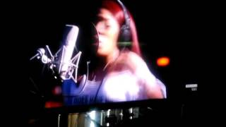 K Michelle Singing a beautiful song for her boyfriend