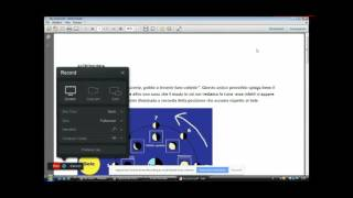 Screencast tutorial italiano