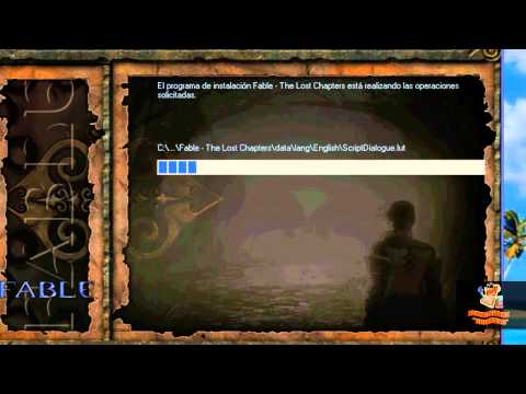 fable the lost chapters pc save