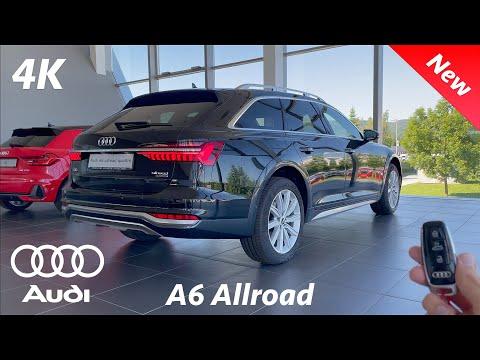 Audi A6 Allroad 2021 - FULL In-depth review in 4K | Exterior - Interior
