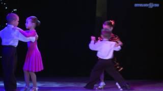 Фадеев Владимир и Палагина Ангелина, Еремин Владимир и Сливина Полина (медленный вальс)