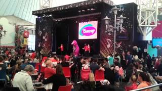 Barney Live Butlins Skegness  2015 Quack Like The Duckies Do